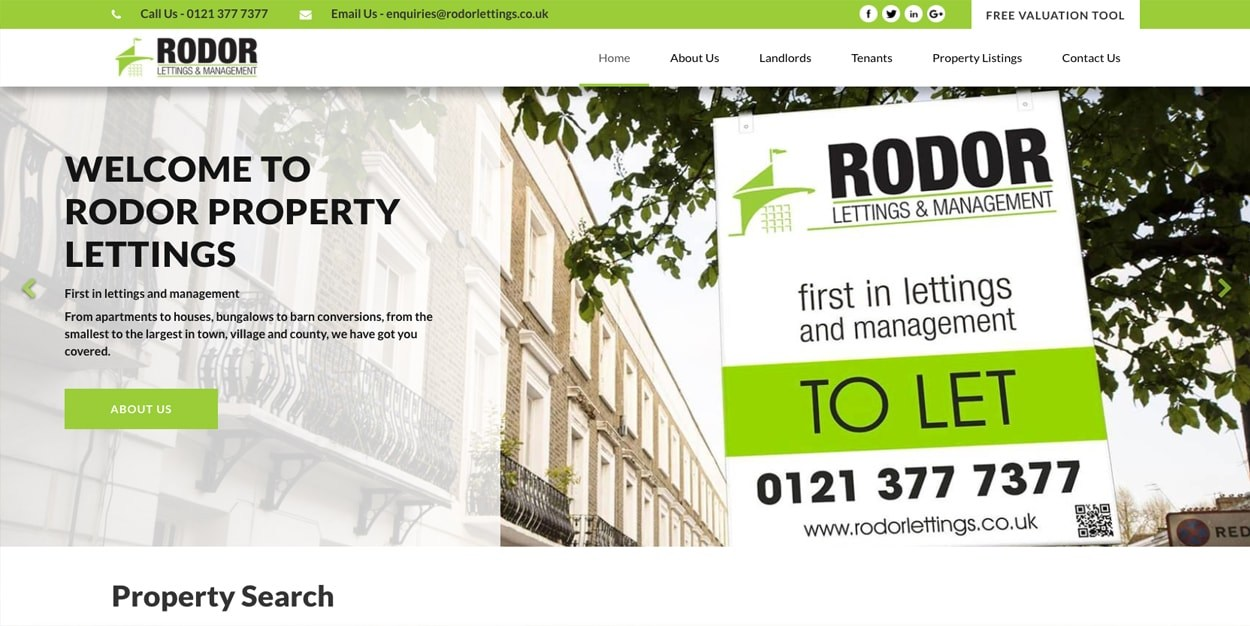 Image for: Rodor Lettings - Property Management